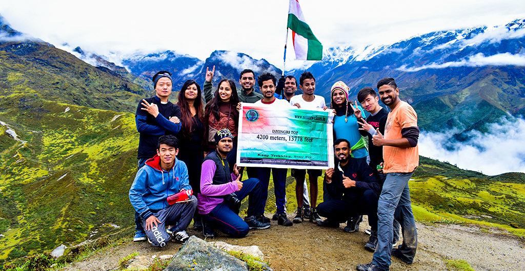 Kanchenjunga National Park Trek