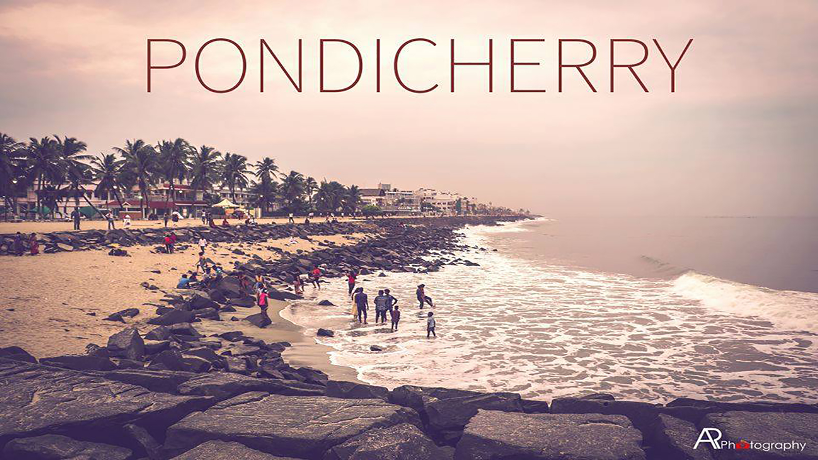 PONDICHERRY BACKPACKING THIS NEW YEAR