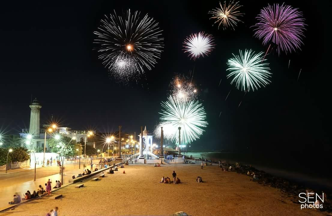 PONDICHERRY BACKPACKING THIS NEW YEAR @ Pondicherry