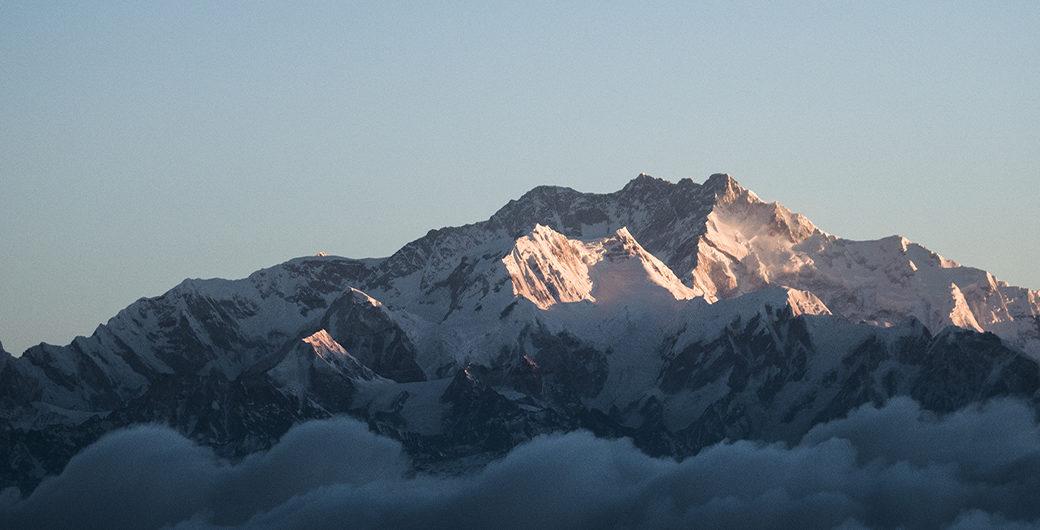 sandakphu trek kanchenjunga