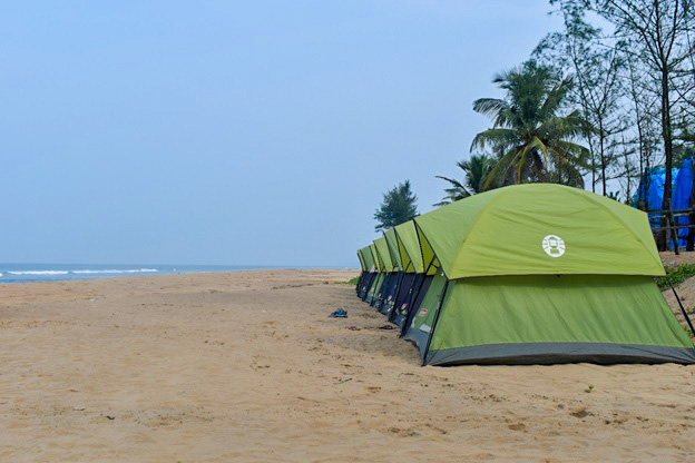 Gokarna Beach Camping