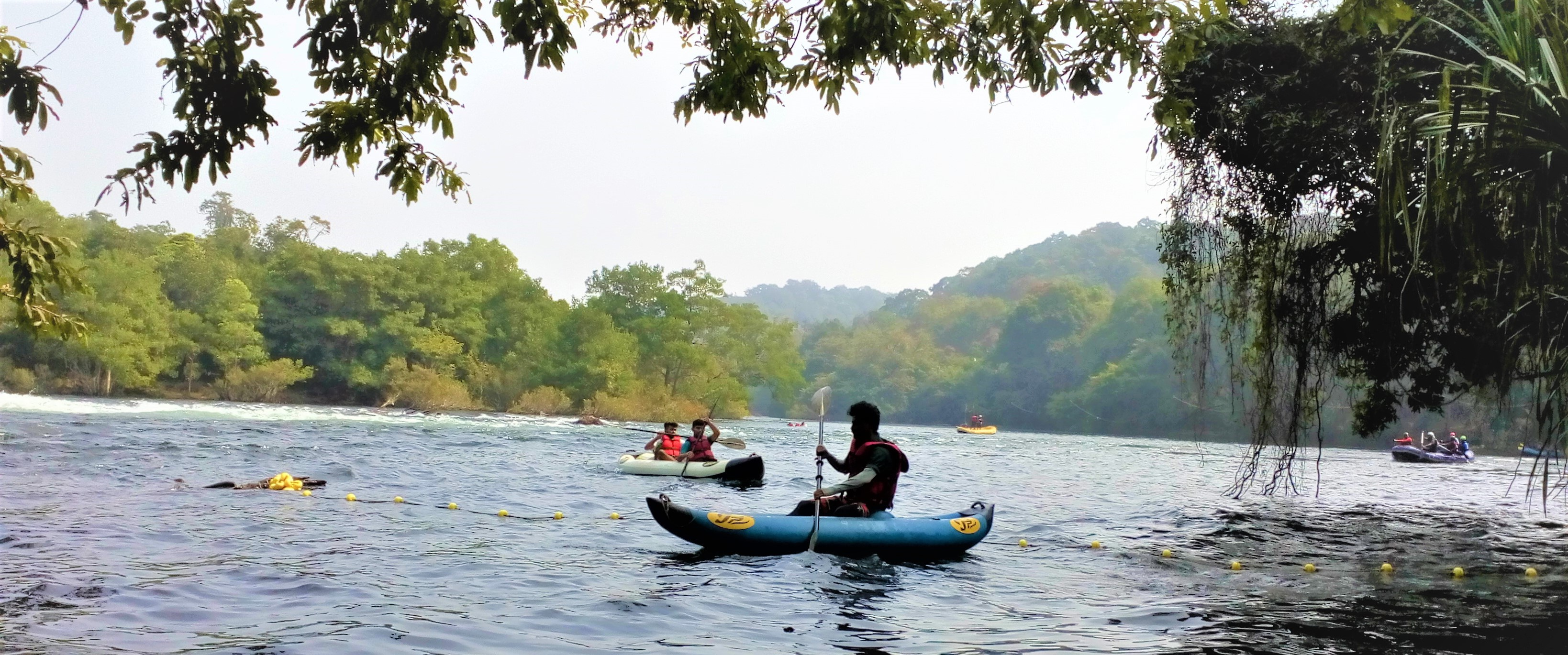 DANDELI CAMPING & WATER SPORTS – NEW YEAR SPECIAL